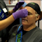 photo from the start page of the video of Dr. Kolegraff getting botox at the 2012 Sturgis Rally used as an icon for the video button