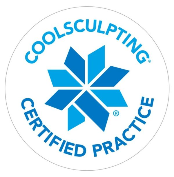 photo of coolsculpting® certified logo