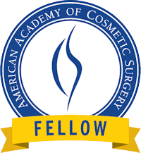 image of the Seal of the American Academy of Cosmetic Surgeons